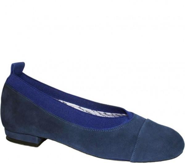 Ballerina blau Größe 38