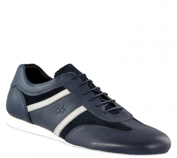 Tanz-Sneaker blau