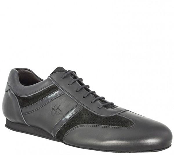 Tanz-Sneaker schwarz